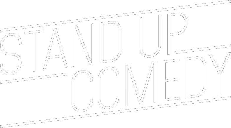 Logo Stand-up Comedy!